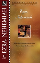 Shepherd's Notes on Ezra, Nehemiah - eBook