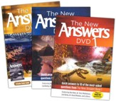 New Answers DVDs, 3 Volumes