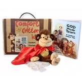 Comfort Critter Kit w/Plush Toy and God Made Tears book