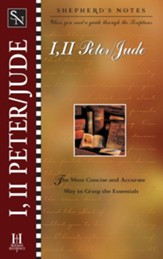 Shepherd's Notes on 1,2 Peter & Jude - eBook