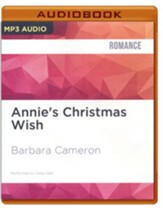 #4: Annie's Christmas Wish - unabridged audio book on CD