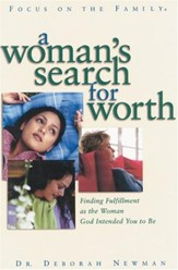 A Woman's Search for Worth - eBook