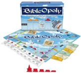 Bibleopoly: A Biblical Game of Fun & Faith
