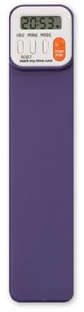 Bookmark Timer, Purple