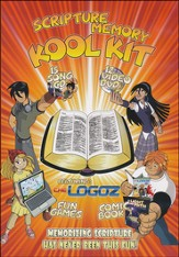 Scripture Memory Kool Kit--DVD and CD