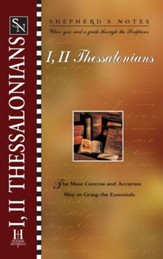 Shepherd's Notes on 1,2 Thessalonians - eBook