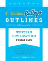 Western Civilization from 1500 - eBook