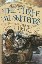 The Three Musketeers: Illustrated Young Readers' Edition - eBook