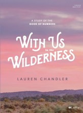 With Us in the Wilderness, Bible Study Book