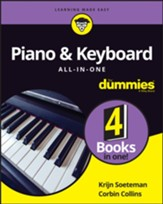Piano & Keyboard All-In-One For Dummies