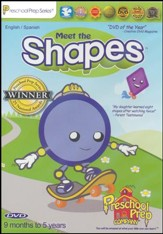 Meet the Shapes DVD