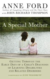 A Special Mother: Getting Through the Early Days of a Child's Diagnosis of Learning Disabilities and Related Disorders - eBook