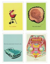 Oh Happy Day For Men, Birthday Cards, Box of 12