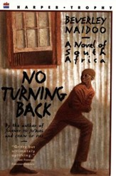 No Turning Back: A Novel of South Africa - eBook