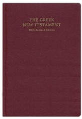 The Greek New Testament, Fifth Revised Edition (UBS5)