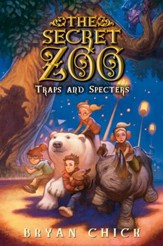 The Secret Zoo: Traps and Specters - eBook