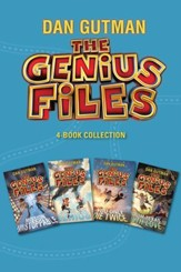 The Genius Files 4-Book Collection: Mission Unstoppable, Never Say Genius, You Only Die Twice, From Texas with Love - eBook