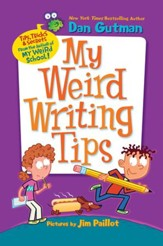 My Weird Writing Tips - eBook