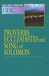 Proverbs: Basic Bible Commentary, Volume 11