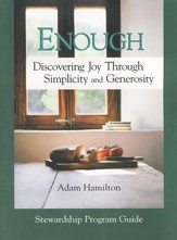 Enough: Stewardship Program Guide with DVD