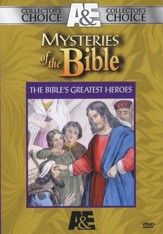 Collector's Choice: Mysteries of the Bible: The Bible's Greatest Heroes, 2 DVD Set
