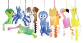 Accordion Critters (pack of 24)