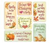Thanksgiving Magnet - Set of 6