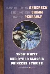 Snow White and Other Classic Princess Stories - eBook