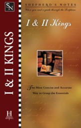 Shepherd's Notes on 1,2 Kings - eBook