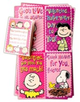 Peanuts Children's Boxed Valentines