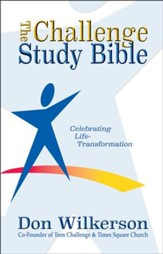 The CEV Challenge Study Bible, Flexi Cover