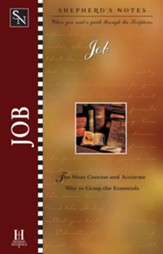 Shepherd's Notes on Job - eBook