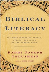 Biblical Literacy: The Most Important People, Events, and Ideas of the Hebrew Bible - eBook
