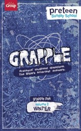 Grapple Preteen Pack Volume 2, Winter