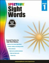 Spectrum Sight Words Grade 1 (2014 Update)