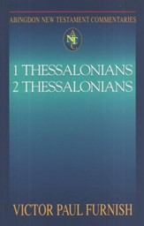 1&2 Thessalonians: Abington New Testament Commentary [ANTC]