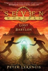 Seven Wonders Book 2: Lost in Babylon - eBook