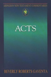 Acts: Abington New Testament Commentary [ANTC]