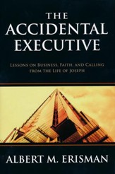 The Accidental Executive: Lessons on Business, Faith,  and Calling from the Life of Joseph - Slightly Imperfect