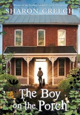 The Boy on the Porch - eBook