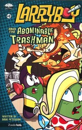 #8: Larry-Boy and the Abominable Trashman!