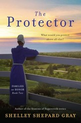 The Protector: Families of Honor, Book Two - eBook