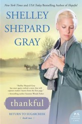 Thankful: Return to Sugarcreek, Book Two - eBook
