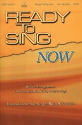 Ready to Sing Now Choral Book