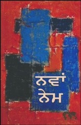 Punjabi New Testament (Easy to Read)