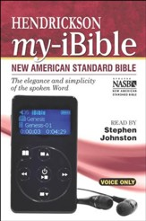 My-iBible NASB--Digital Bible Player