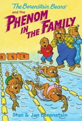 The Berenstain Bears Chapter Book: The Phenom in the Family - eBook