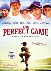 The Perfect Game, DVD