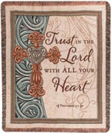 Trust In the Lord Throw
