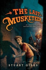 The Last Musketeer - eBook